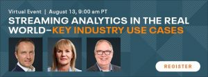 streaming analytics in the real world key industry use cases with Cloudera